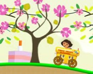 Dora fairy cart wheels online