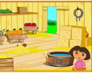 Dora saves the farm ingyen j�t�k