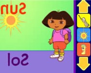 Dora say it two ways Dora j�t�kok