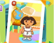Doras adventure dress up Dora j�t�kok